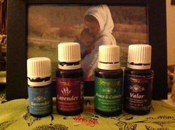 Essential Oils for Healthy Children