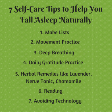 Fall Asleep Naturally